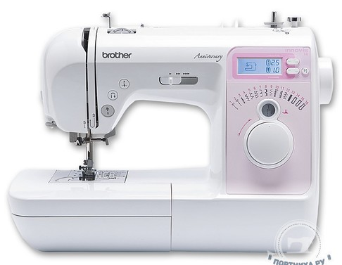 Швейная машина Brother INNOV-'IS NV-10 A