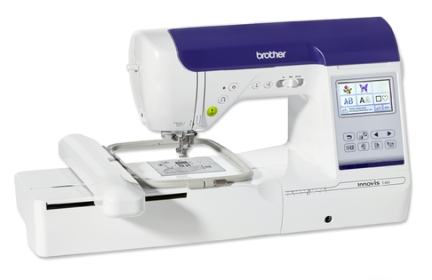 Швейно-вышивальная машина Brother INNOV-'IS F480E