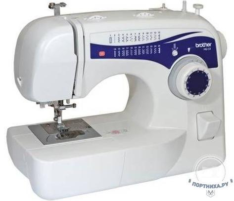 Швейная машина Brother HQ 33