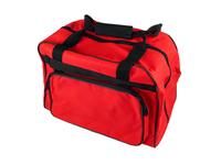 Чехол-сумка Aurora для швейной машины красная MS-074F