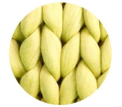 Пряжа для пледов Цвет. Лимон