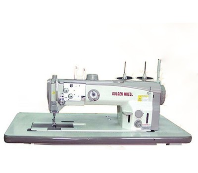 CSU-8672 Промышленная швейная машина Golden Wheel (голова+стол)