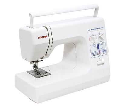 Janome Easy Jeans Heavy Duty 1800