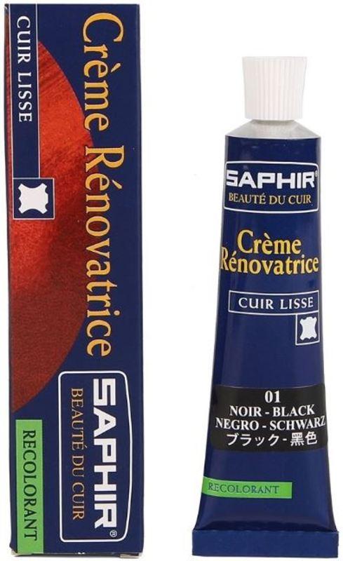 Восстановитель кожи (Жидкая кожа) Saphir Creme RENOVATRICE, 25 мл