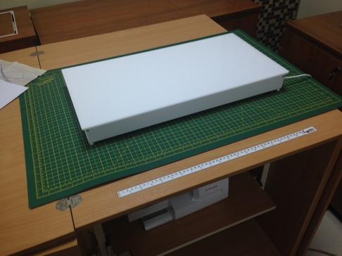 Устройство для копирования выкроек (для столов серии L/XL или отдельного использования)