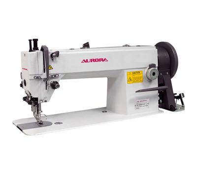 Прямострочная промышленная швейная машина с шагающей лапкой AURORA A-0302CX-L