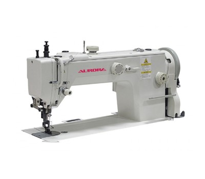 Прямострочная промышленная швейная машина с шагающей лапкой A-3500-D Aurora (прямой привод)