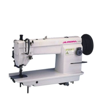 Прямострочная швейная машина с тройным продвижением Aurora A-662