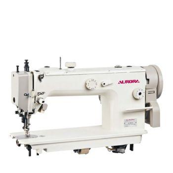 Прямострочная швейная машина с тройным продвижением Aurora A-611