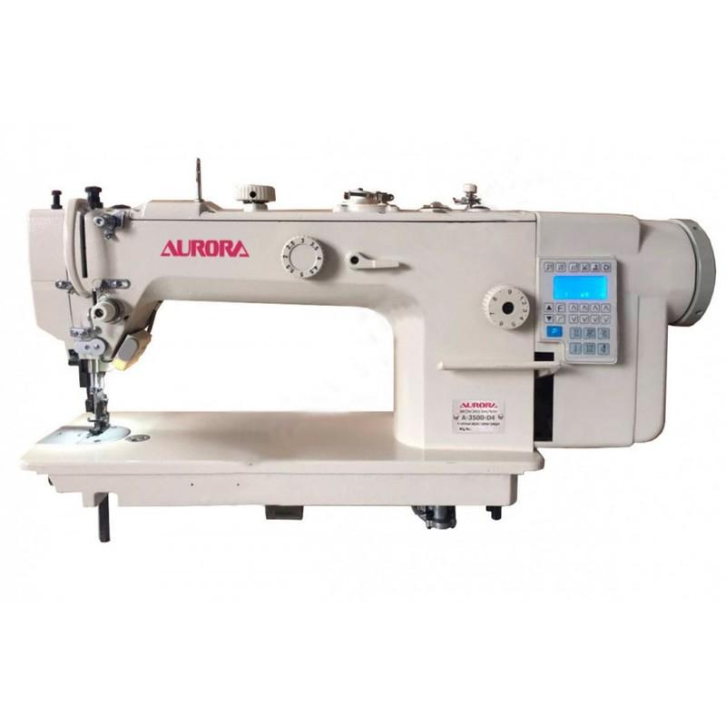Прямострочная швейная машина с тройным продвижением Aurora A-0617D (прямой привод)