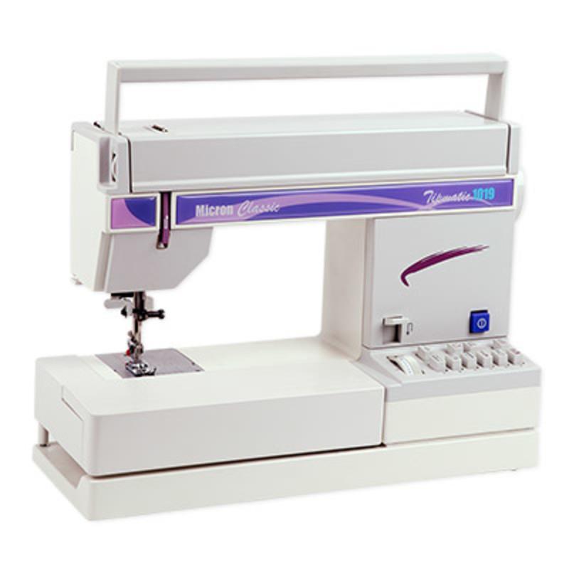 Швейная машина Micron Classic 1019