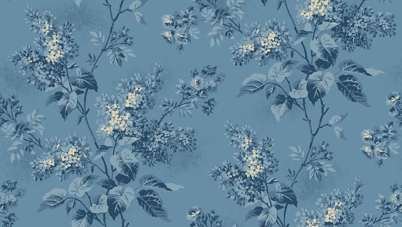 "ТКАНЬ MAKOWER UK КОЛЛЕКЦИЯ ""BLUE SKY BY EDYTA SITAR"""