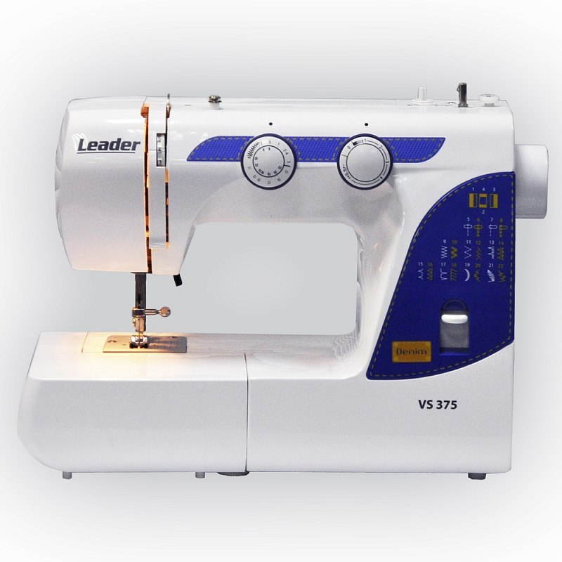 Leader VS 375 DENIM швейная машина
