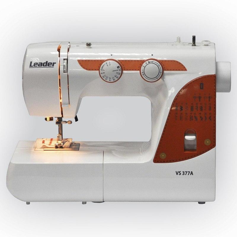 Leader VS377A швейная машина