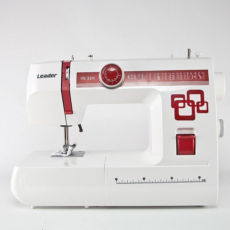 Leader VS 320 швейная машина