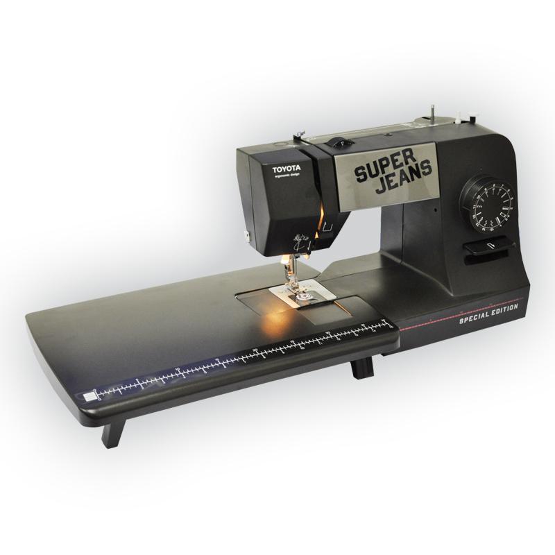 Toyota SuperJ15PE швейная машина со столом