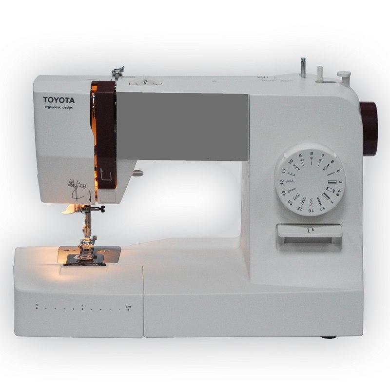 Toyota ERGO 17D швейная машина