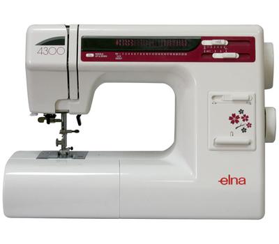ELNA 4300 швейная машина
