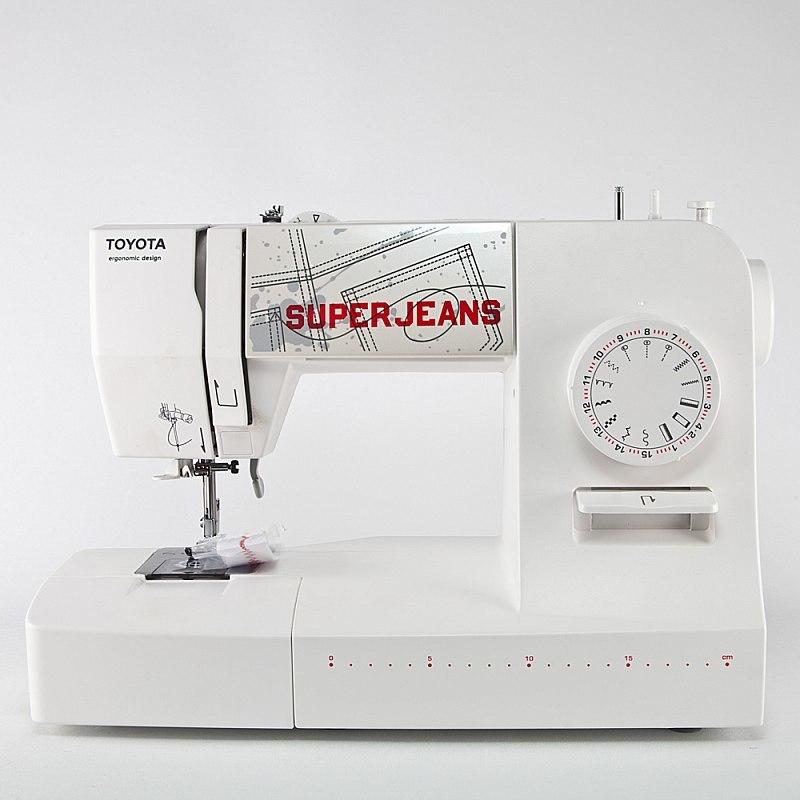 Toyota Super J15W швейная машина