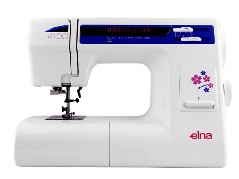 ELNA 4100 швейная машина
