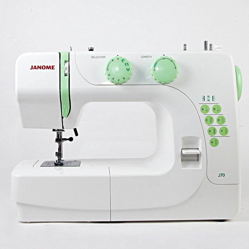 Janome J70 швейная машина