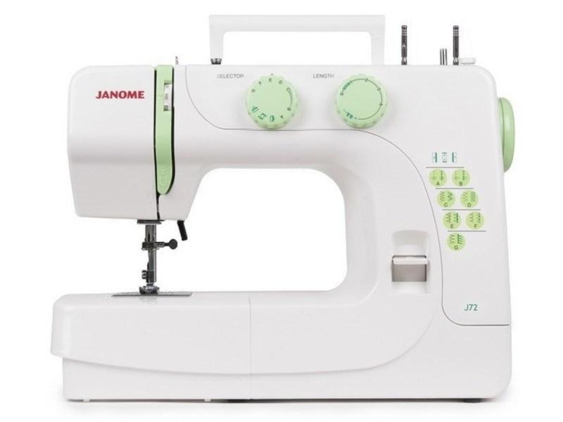 Janome J72 швейная машина