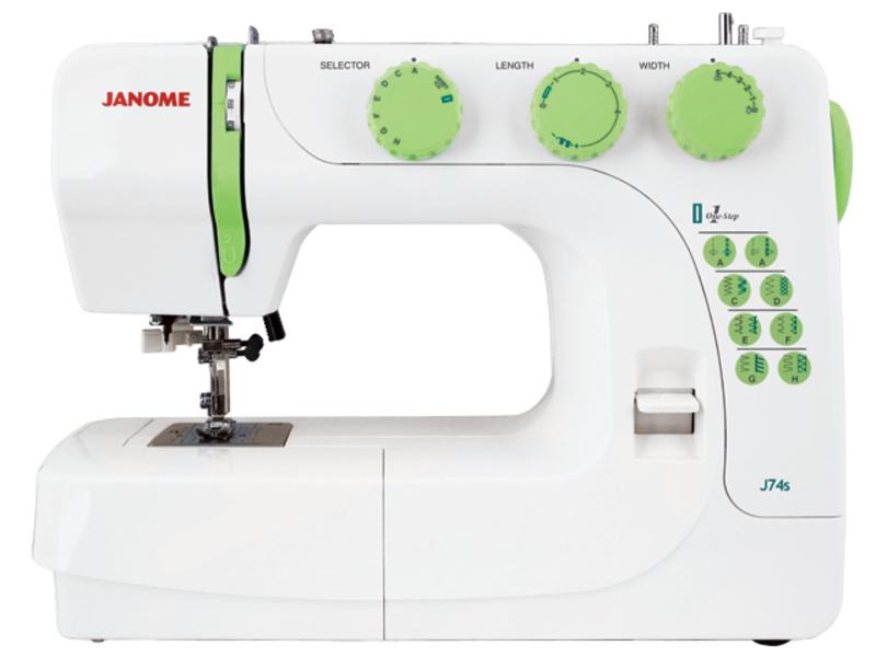 Janome J74S швейная машина