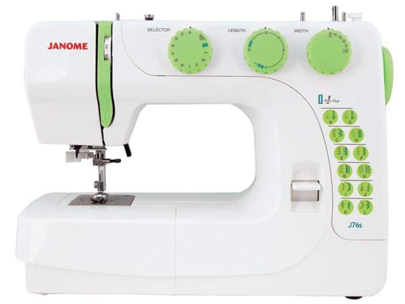 Janome J76S швейная машина