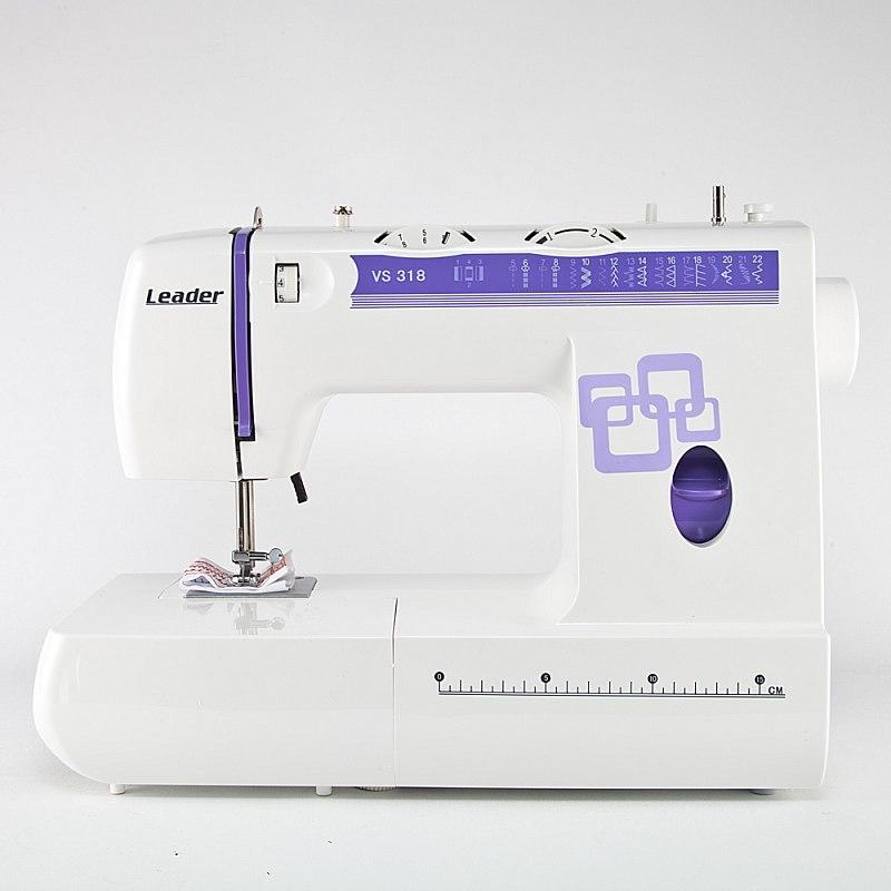 инструкция к швейной машинке leader vs 318
