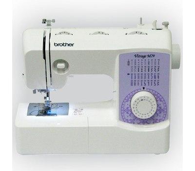 Brother Vitrage M79 швейная машина