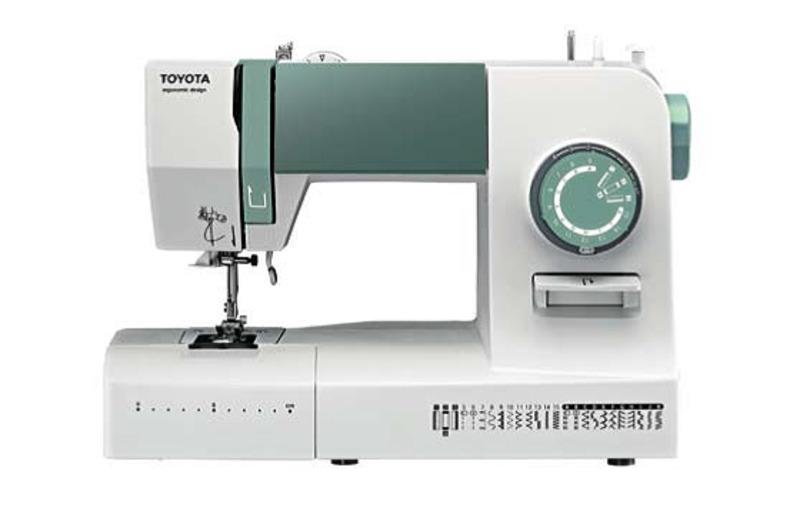 Toyota TSEW2 швейная машина