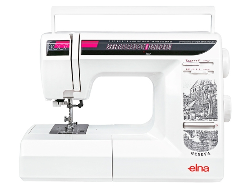 Elna 3007 швейная машина