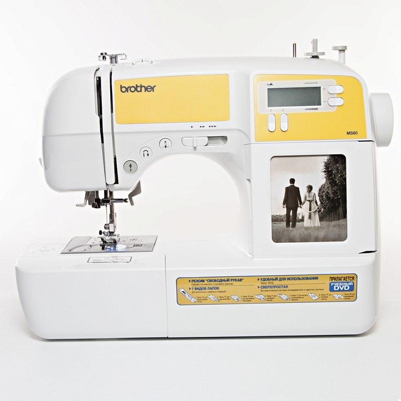 Brother MS-60 швейная машина
