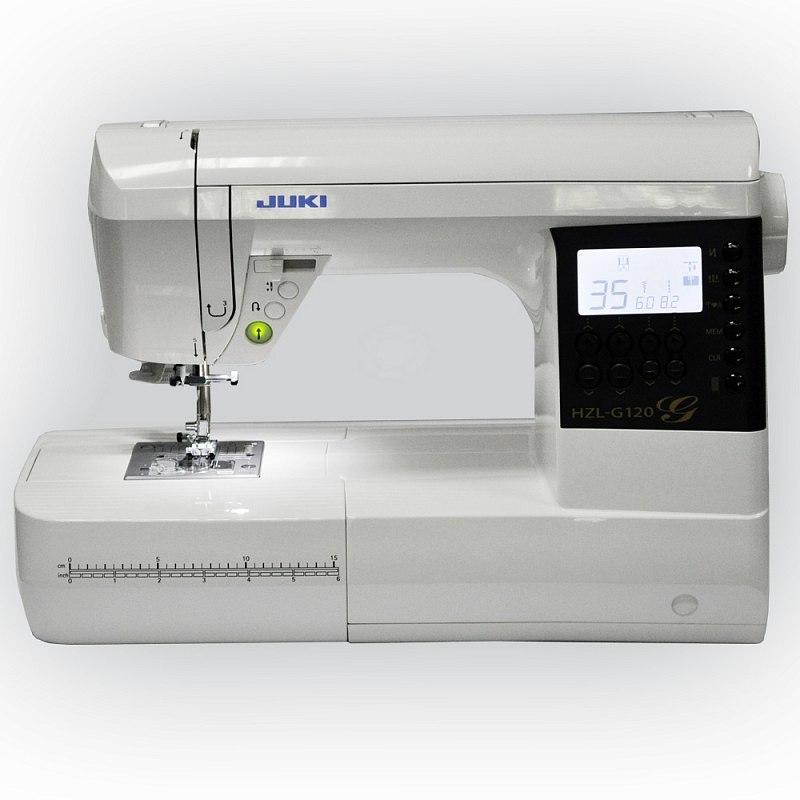 Juki HZL-G120 швейная машина