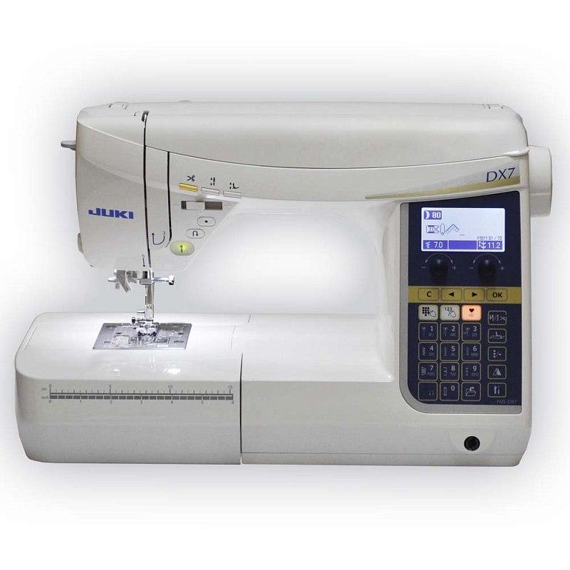 JUKI HZL-DX7 Швейная машина