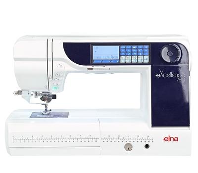 Elna 760 eXcellence швейная машина
