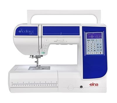 Elna 680 eXcellence швейная машина