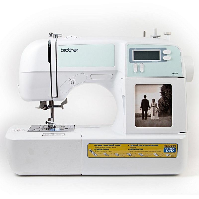 Brother MS-40 швейная машина