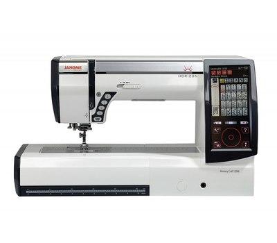 Janome Memory Craft 12000 ( MC 12000 ) швейно-вышивальная машина