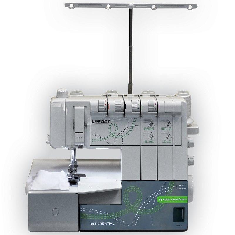 Leader VS 400D Cover Stitch плоскошовная машина