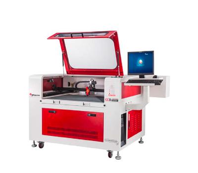 GBOS GN1080CCD Лазерный станок для раскроя с фотопозиционированием