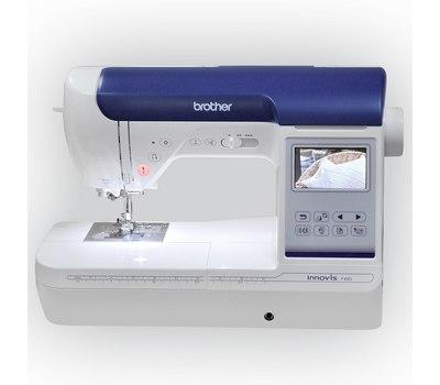 Brother F480 швейно-вышивальная машина