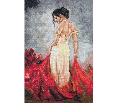 """Набор для вышивания Maia """"Rhapsody"""" 30*20см, MEZ, Венгрия"""