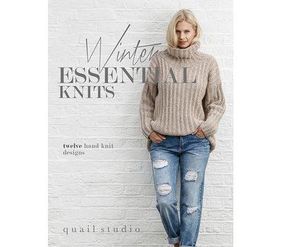 "Книга ""Winter Essential Knits"", дизайнер Quail Studio, MEZ, Германия"