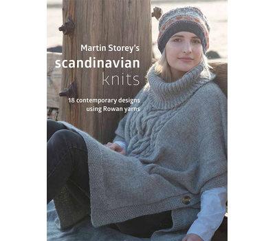 """Книга """"Martin Storey's Scandinavian knits"""", дизайнер Martin Storey, MEZ, Германия"""