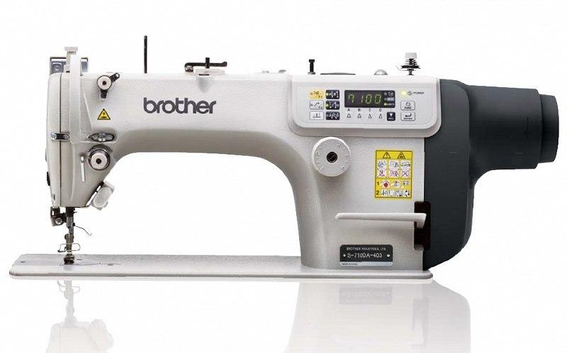 Автоматическая прямострочная машина Brother S-7100A-403