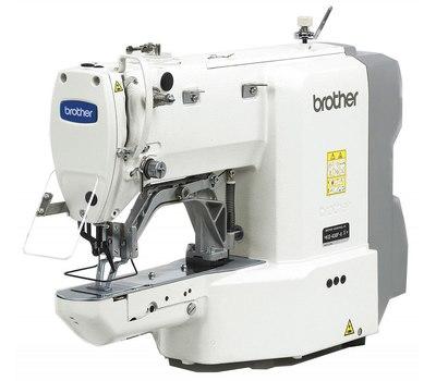 Промышленная Электронная закрепочная машина Brother KE-430FS II-03