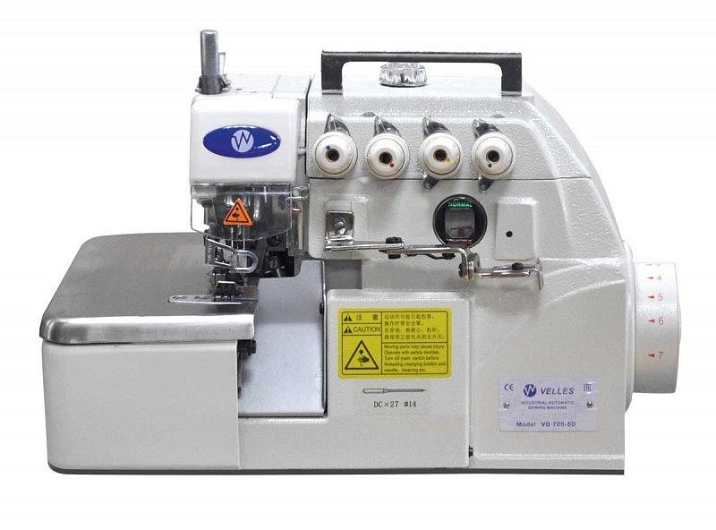 Промышленный 5-ти ниточный оверлок Velles VO 700-5D