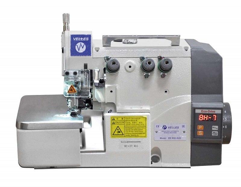 Промышленный 3-х ниточный оверлок VELLES VO 900-3UD