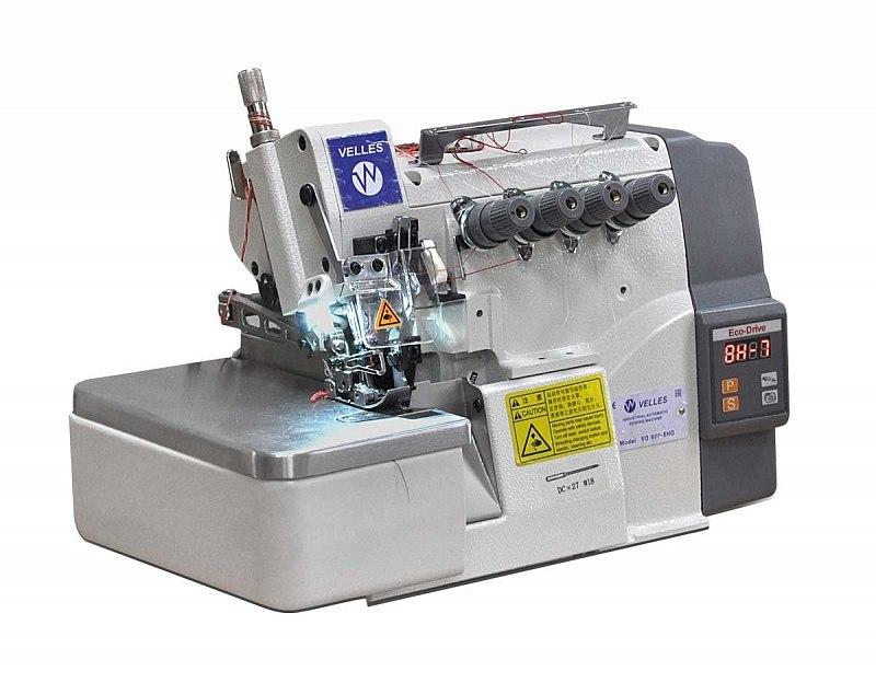 Промышленный 5-ти ниточный оверлок Velles VO 900-5HD